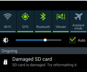 How To Fix Damaged Memory Card On Android Phone Without Losing Any Data