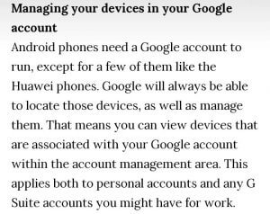 How To Track Your Lost Phone Using Google Application