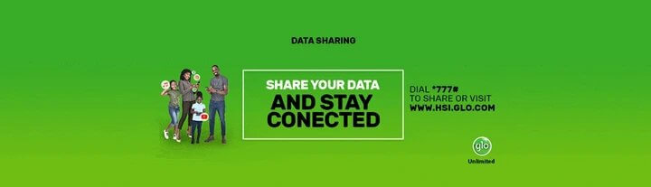 How to unshare data on Glo