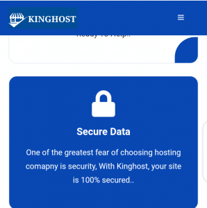 Kinghost review