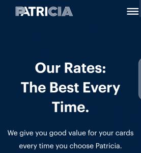Patricia review